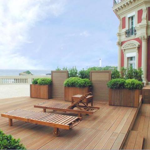 2 suites imp riales de l 39 h tel du palais biarritz for Prix chambre hotel du palais biarritz