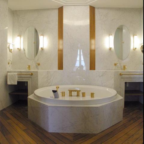 2 suites imp riales de l 39 h tel du palais biarritz for Chambre de commerce biarritz